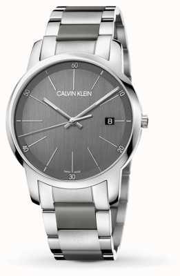 Calvin Klein |男士城市延伸手表|双色不锈钢| K2G2G1P4