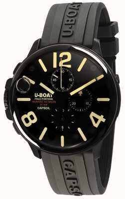 U-Boat Capsoil chrono dlc机电 8109/B