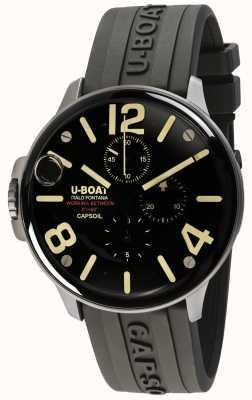 U-Boat Capsoil ss chrono机电 8111/A