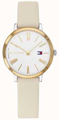 Tommy Hilfiger |女式项目z皮革手表| 1782051