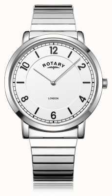 Rotary |男士不锈钢手链| GB02765/18