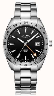 Rotary |男士不锈钢手链| GB05295/04