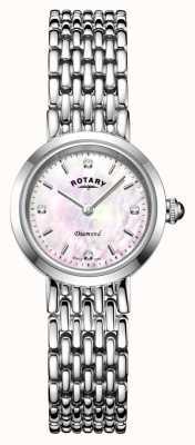 Rotary |女士不锈钢手链| LB00899/07/D