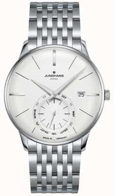 Junghans Meister mega small second |不锈钢表带| 058/4900.46