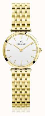 Michel Herbelin |女士| epsilon |超扁金手链| 17116/BP11
