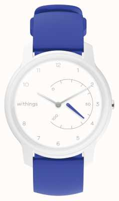 Withings 移动活动跟踪器白色和蓝色 HWA06-MODEL 4-ALL-INT