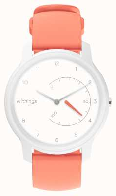 Withings 移动活动跟踪器白色和珊瑚 HWA06-MODEL 5-ALL-INT