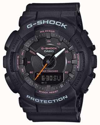 Casio  紧凑的g-shock  黑色  GMA-S130VC-1AER