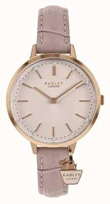 Radley  女式裸色皮带 粉色表盘  RY2802