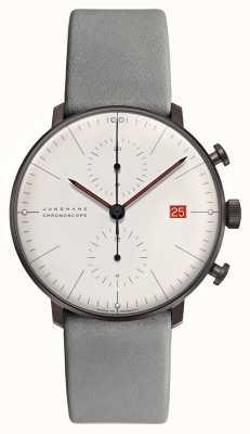 Junghans 限量版100年bauhaus max bill计时码表 027/4902.02