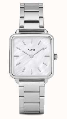 CLUSE | latétragone|不锈钢手链|珍珠母 CL60025S