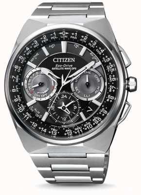 Citizen |男士生态驱动卫星波gps |钛手链| CC9008-84E