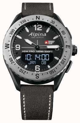 Alpina |男士自由骑行世界之旅smartwatch限量版| AL-283FWT5SAQ6