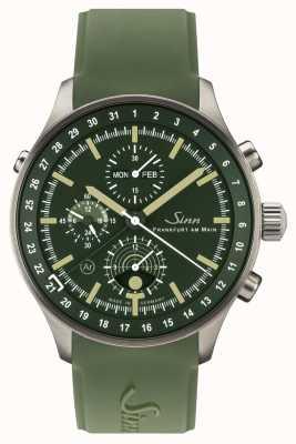 Sinn 狩猎手表3006带有月光显示的计时码表 3006.010