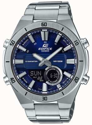 Casio |大厦|男士|标准计时码表|蓝色表盘| ERA-110D-2AVEF