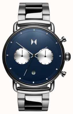 MVMT Blacktop astro蓝色|不锈钢|蓝色表盘 D-BT01-BLUS