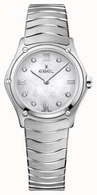 EBEL 女子运动经典|珍珠贝母拨号|钻石套装| 1216417A