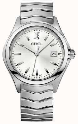 EBEL |男士波|不锈钢手链|银色表盘| 1216200