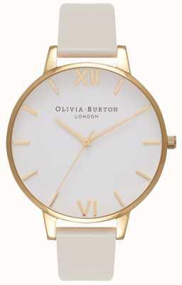 Olivia Burton 女士素食友好镀金裸肩带 OB16BDV03