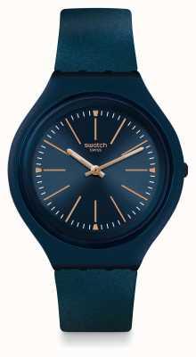 Swatch |皮肤大| skinatlantid手表| SVUN109