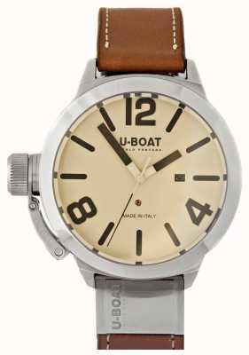 U-Boat 经典50钨2奶油表盘 8091