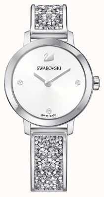 Swarovski |宇宙岩石|不锈钢手镯|白色表盘 5376080