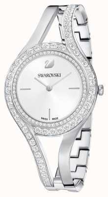 Swarovski |永恒不锈钢手链|水晶套装|白色 5377545