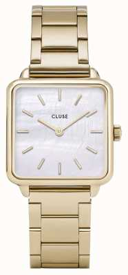 CLUSE | latétragone|三环金手链|珍珠母 CL60026S