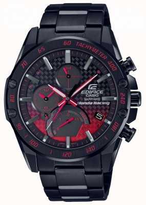 Casio |大厦|本田赛车|蓝牙太阳能|智能手表| EQB-1000HR-1AER