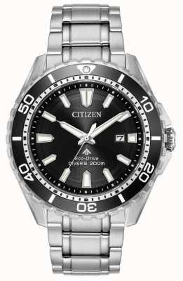 Citizen 环保型Promaster潜水员wr200 |不锈钢| BN0190-82E
