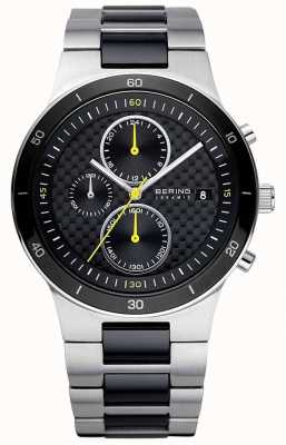 Bering |男士 |陶瓷钢手链|计时手表| 33341-749