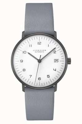 Junghans 最高自动付款| 34mm黑白 027/4006.04