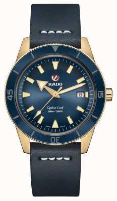 RADO XL'Captain Cook'自动青铜 R32504205