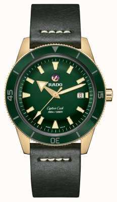 RADO XL'Captain Cook'自动青铜 R32504315