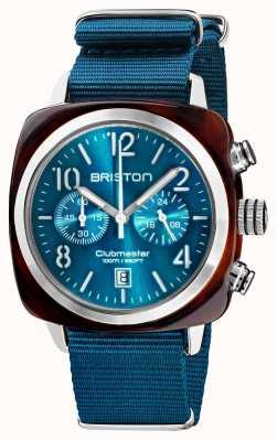 Briston Clubmaster经典|计时码表| 19140.SA.T.31.NBD