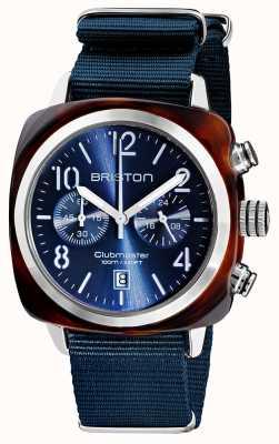 Briston Clubmaster经典|计时码表| 19140.SA.T.33.NMB