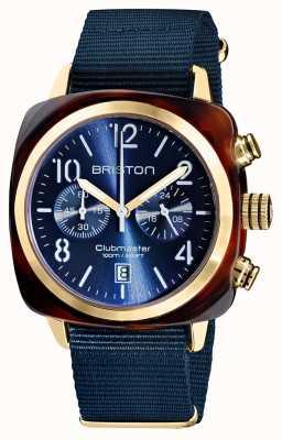 Briston Clubmaster经典|计时码表| 19140.PYA.T.33.NMB