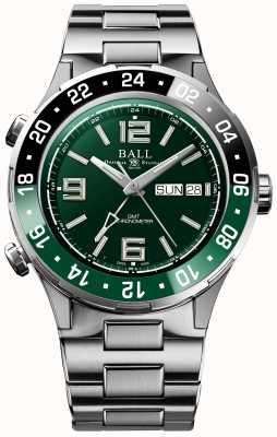 Ball Watch Company Roadmaster Marine GMT限量版 DG3030B-S2C-GR