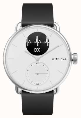 Withings Scanwatch 38毫米-白色 HWA09-MODEL 1-ALL-INT