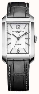 Baume & Mercier 汉普顿绅士|自动|乳白色表盘| M0A10522