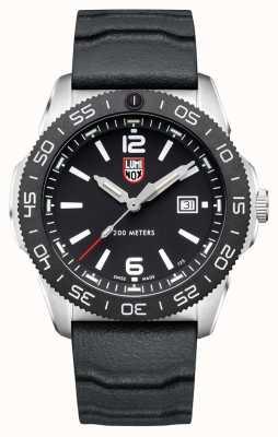 Luminox 男士潜水员 黑色表盘 黑色橡胶表带 XS.3121