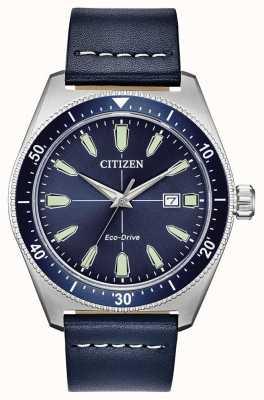 Citizen 男士复古运动生态驱动器手表 AW1591-01L