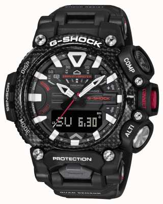 Casio G-shock重力大师|碳芯|蓝牙|黑色的 GR-B200-1AER