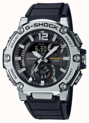 Casio | g-shock | g钢|碳芯护罩|蓝牙|太阳能| GST-B300S-1AER