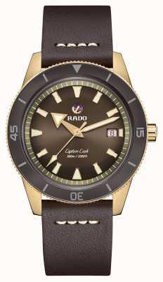 RADO XL'Captain Cook'自动青铜 R32504306