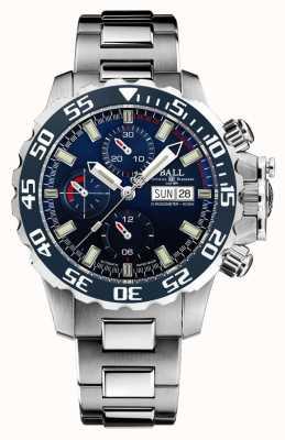 Ball Watch Company 工程师Hydrocarbon Nedu蓝色表盘 DC3026A-S3C-BE