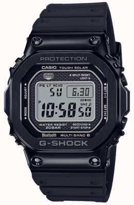 Casio G-SHOCK树脂表带黑色ip边框 GMW-B5000G-1ER
