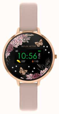 Reflex Active 系列3智能手表|裸粉色表带 RA03-2014