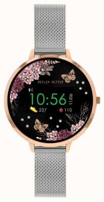 Reflex Active 系列3智能手表|不锈钢网带 RA03-4037