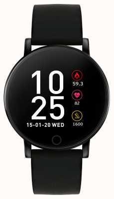 Reflex Active 系列5智能手表|小时监视器|彩色触摸屏|黑色表带 RA05-2022